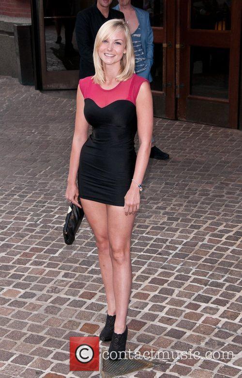 Joanna Vanderham Screening of 'The Debt' held at...