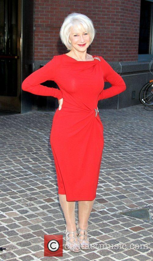Dame Helen Mirren Special screening of 'The Debt'...
