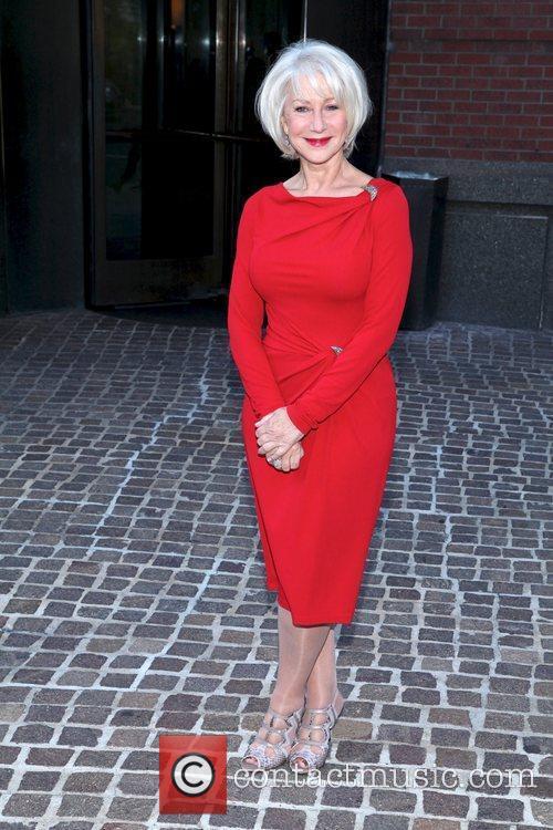 Helen Mirren, Tribeca Grand Hotel