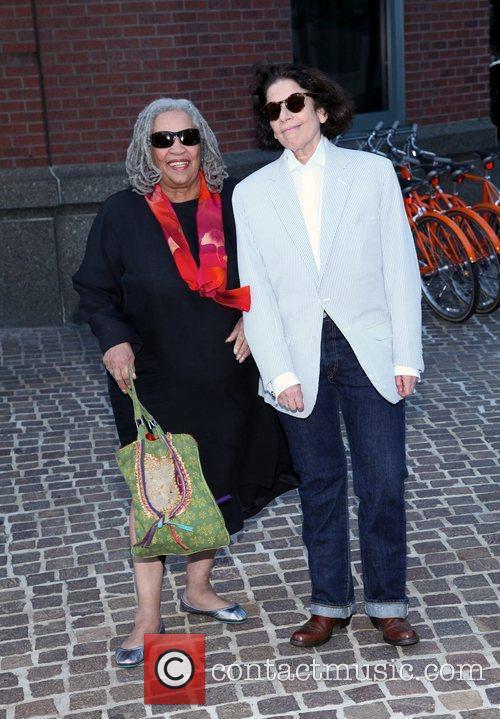 Toni Morrison, Fran Leibowitz Screening of 'The Debt'...