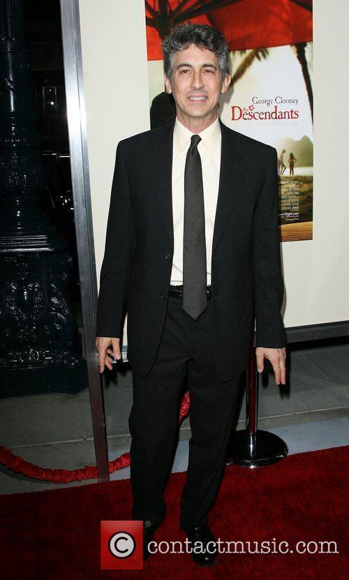 Director Alexander Payne The Descendants Los Angeles Premiere...