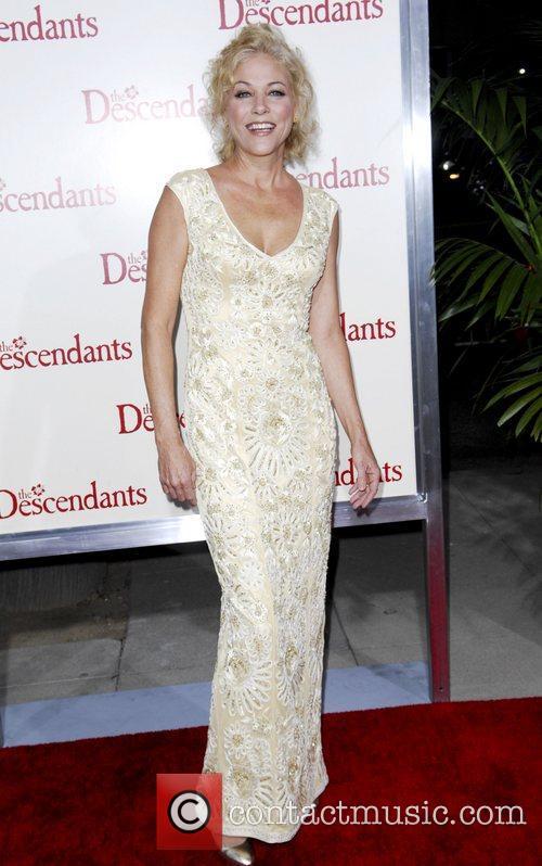 Patricia Hastie  The Descendants Los Angeles Premiere...