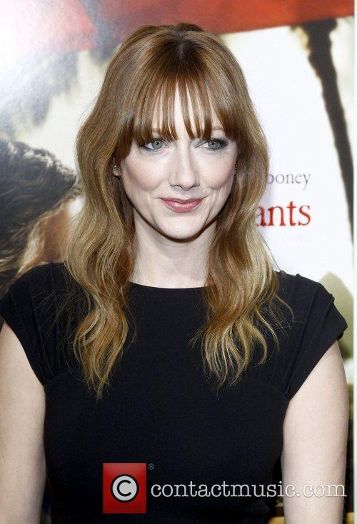 Judy Greer Premiere of 'The Descendants' at Samuel...