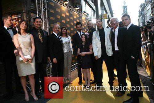 Dominic Cooper, Mem Ferda and Michael Thomas 5