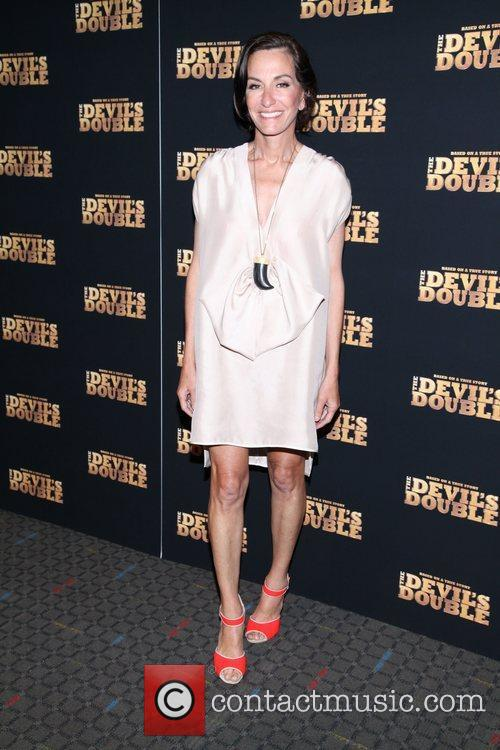 The New York premiere of The Devil's Double...