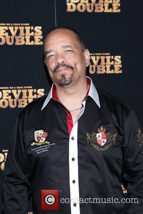 Ice-T  the New York premiere of The...