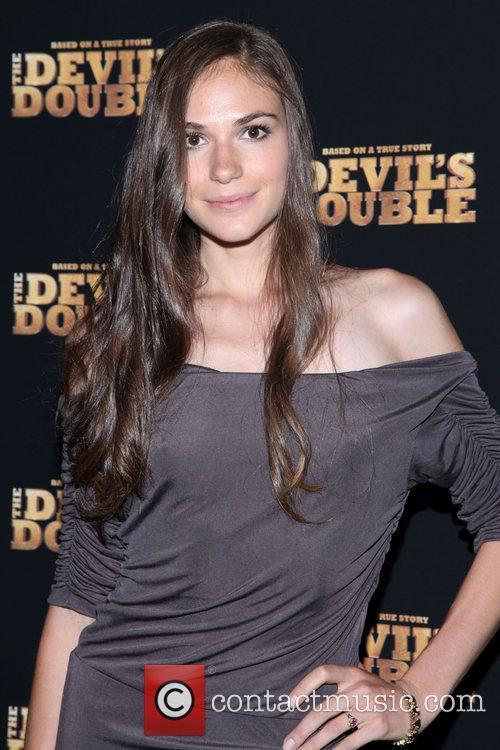 Jennifer Missoni  the New York premiere of...