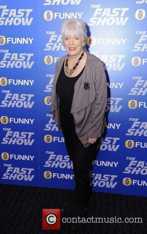 Alison Steadman 'The Fast Show' - VIP screening...