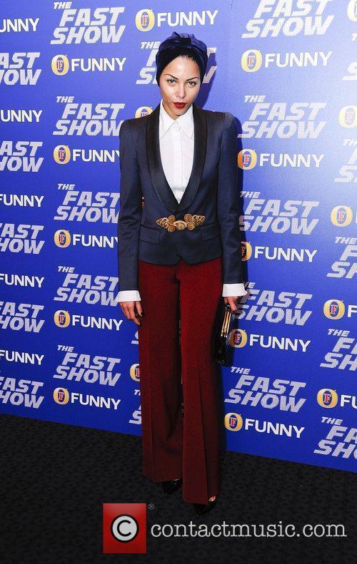 Ana Araujo 'The Fast Show' - VIP screening...