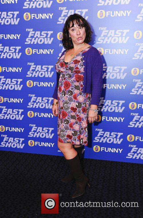 Arabella Weir 'The Fast Show' - VIP screening...
