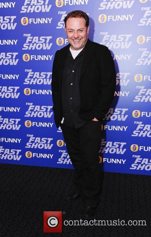 John Thomson 'The Fast Show' - VIP screening...