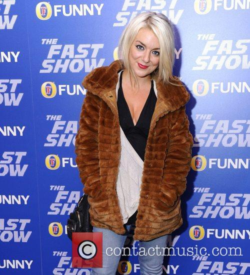 Sheridan Smith 'The Fast Show' - VIP screening...