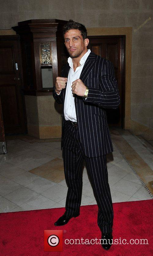 Alex Reid at the DVD launch of 'The...