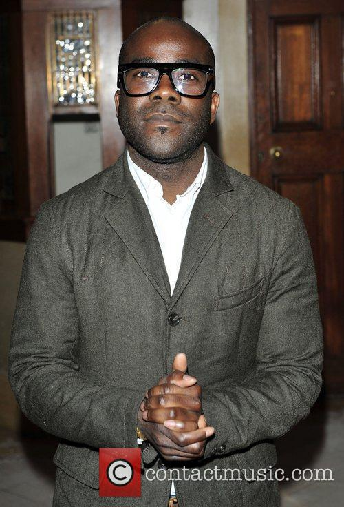Melvin Odoom at the DVD launch of 'The...