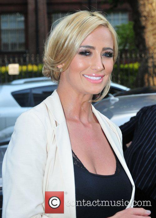 Chantelle Houghton at the DVD launch of 'The...