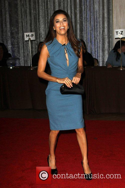 Eva Longoria and Beverly Hilton Hotel 15