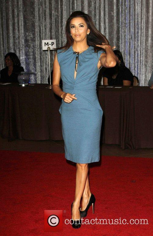 Eva Longoria and Beverly Hilton Hotel 6