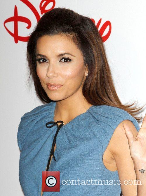 Eva Longoria and Beverly Hilton Hotel 10
