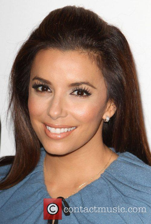 Eva Longoria and Beverly Hilton Hotel 11