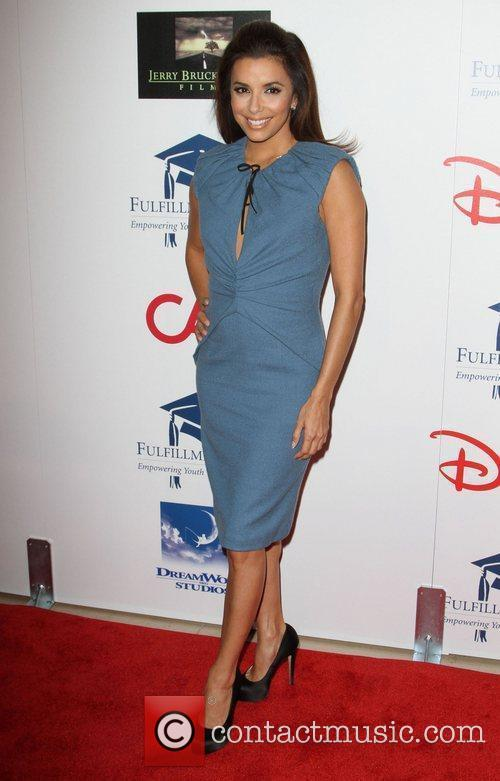 Eva Longoria and Beverly Hilton Hotel 9