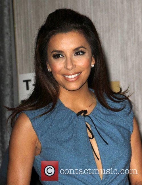 Eva Longoria and Beverly Hilton Hotel 12
