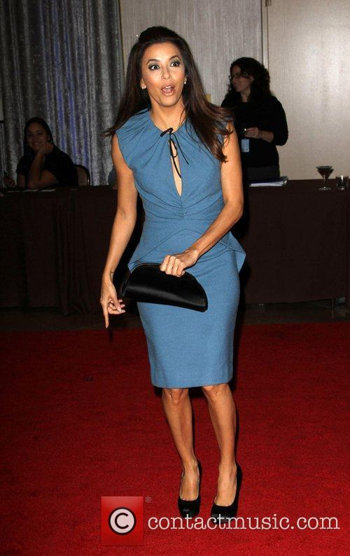 Eva Longoria and Beverly Hilton Hotel 3