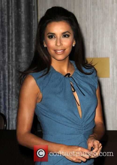 Eva Longoria and Beverly Hilton Hotel 8
