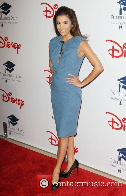 Eva Longoria and Beverly Hilton Hotel 5