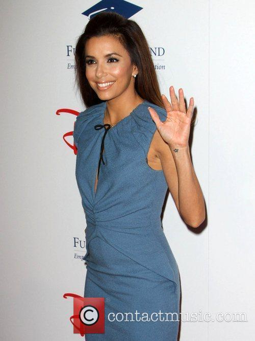 Eva Longoria and Beverly Hilton Hotel 7