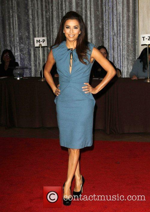Eva Longoria and Beverly Hilton Hotel 14