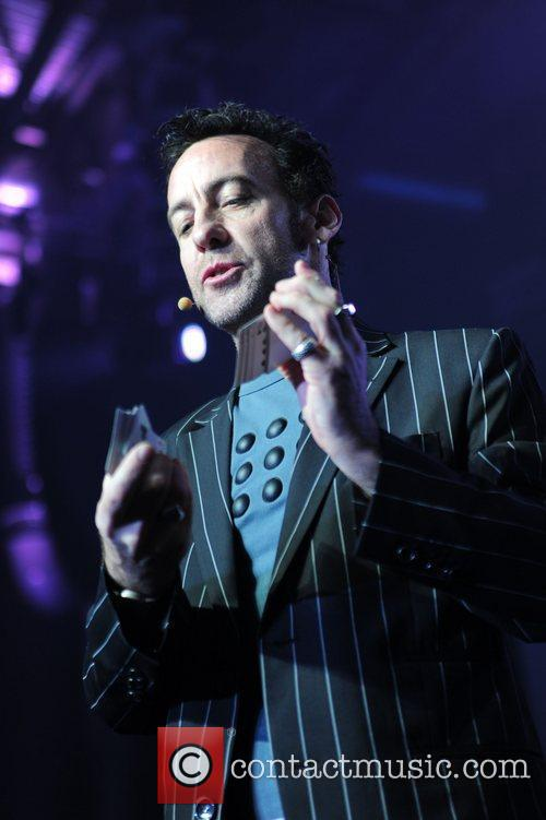 Magician Paul Zenon  The Gadget Show Live,...