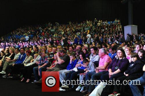 80,000 sell-out three day show and exhibition held...