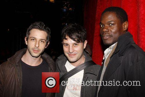 Jeremy Strong, Trip Cullman and Stephen Tyrone Williams...