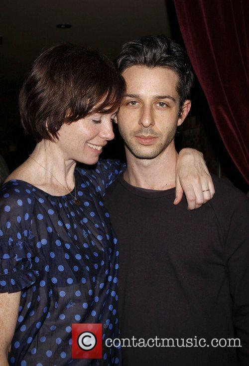 Julianne Nicholson and Jeremy Strong 5