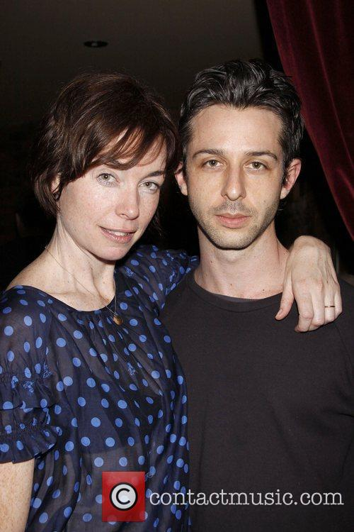 Julianne Nicholson and Jeremy Strong 8