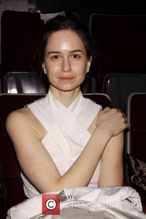 Katherine Waterston Opening night after party for the...