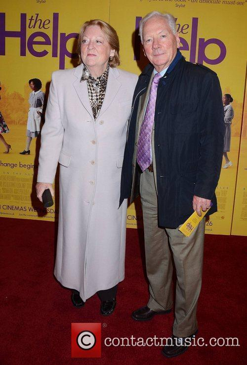 Kathleen Watkins, Gay Byrne Irish Premiere of 'The...