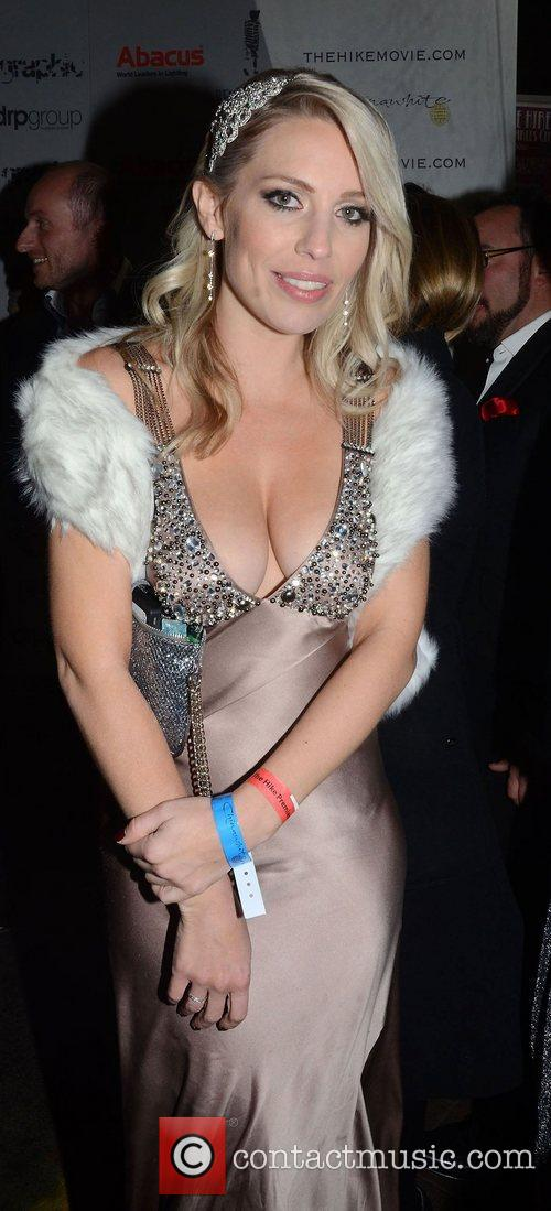 Jemma Bolt ,  at the premiere of...
