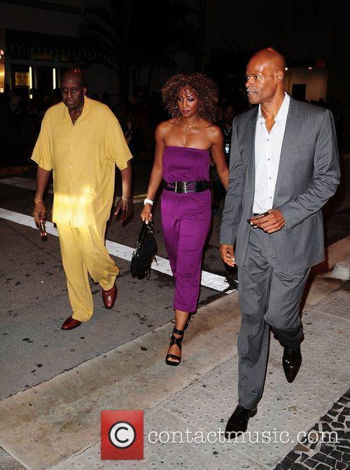 Bill Duke, Princess, Keenon Ivory Wayans 'In The...