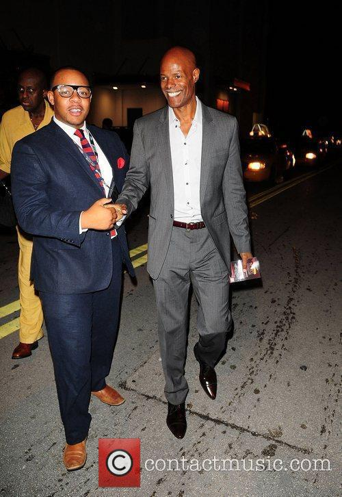 Guest, Keenon Ivory Wayans 'In The Hive' premiere...