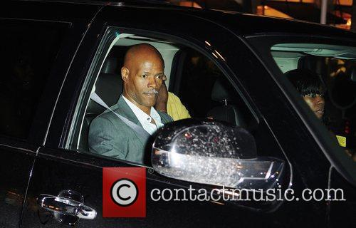 Keenon Ivory Wayans, guests 'In The Hive' premiere...