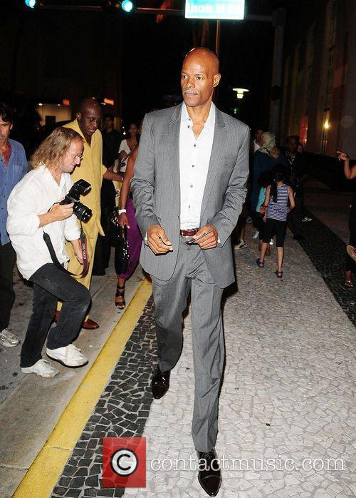 Keenon Ivory Wayans 'In The Hive' premiere during...
