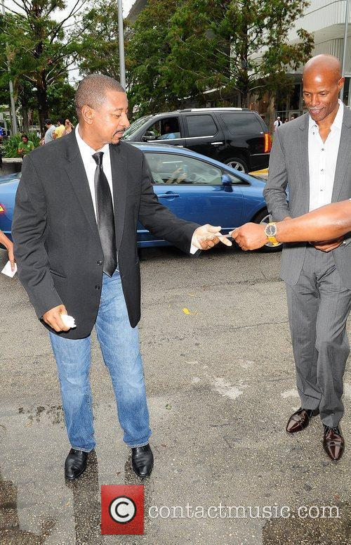 Robert Townsend, Keenon Ivory Wayans 'In The Hive'...