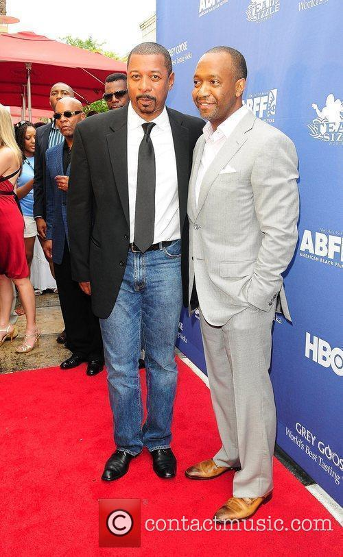 Robert Townsend, Jeff Friday  'In The Hive'...