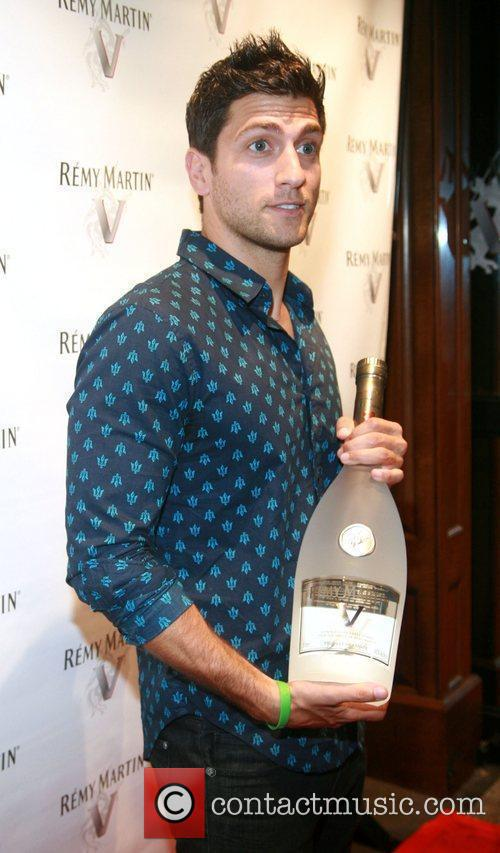 Kenny Santucci The House of Remy Martin celebrates...