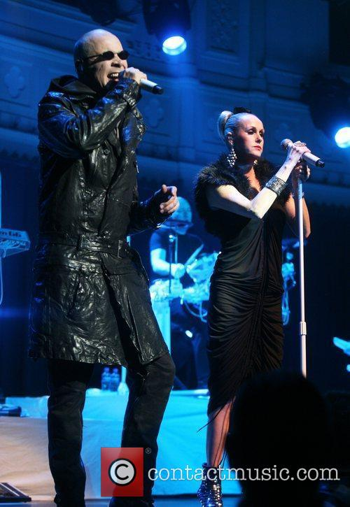 Phil Oakey and Susan Ann Sulley The Human...