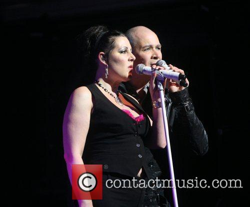 Joanne Catherall and Phil Oakey  The Human...