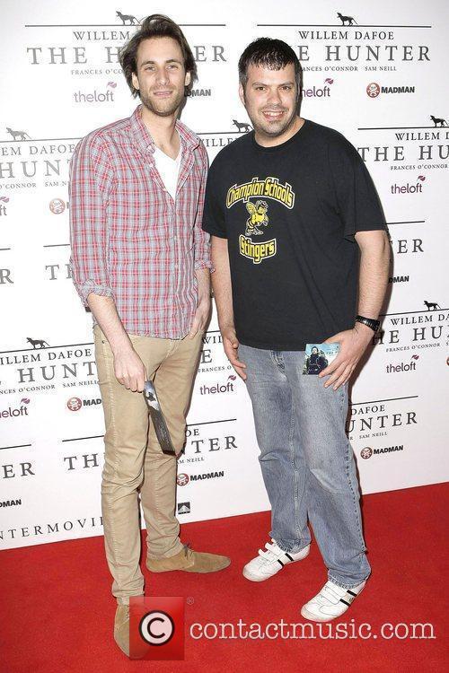 Ant and Becks radio DJs The Australian premiere...