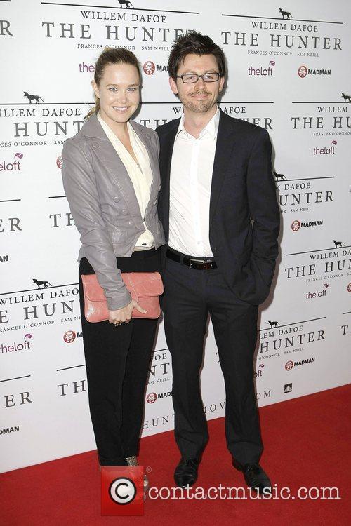 Krew Boylan The Australian premiere of 'The Hunter'...