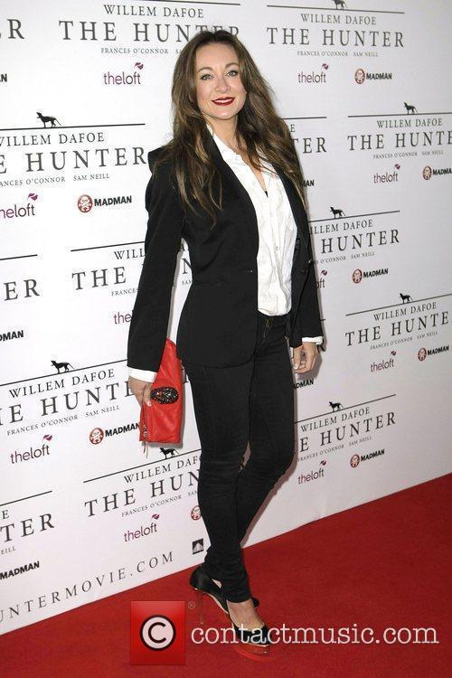 Michelle Bridges The Australian premiere of 'The Hunter'...